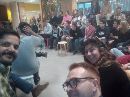 Blockchain, Ethereum and Crypto intro with Jordi Baylina