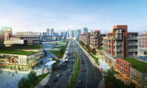 Smart communities, somewhere between smart homes and smart cities.