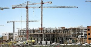 The growth of multifamily residential projects in Malaga