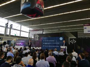 AI, IoT and Blockchain Expo Amsterdam, 2018