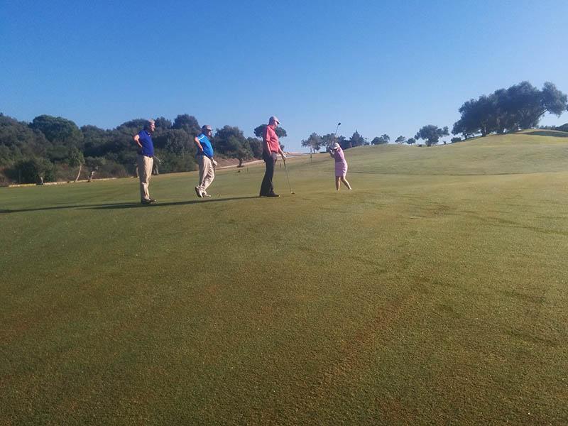 1st President Club Golf Tournament