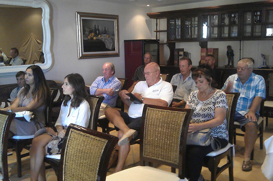 President's Club First Quarterly Meeting